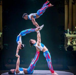 Circuba, circo nacional de Cuba