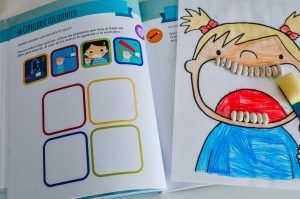 Mi primer libro de la casa Montessori