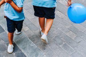 Zapatos de verano para niños